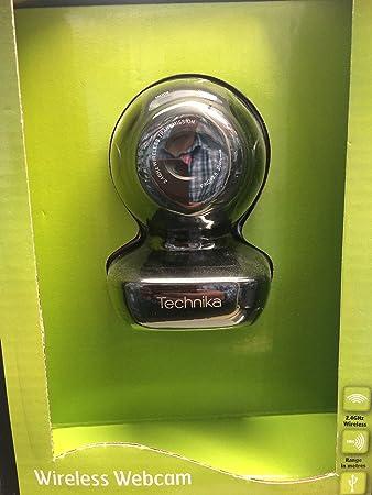 Drivers technika web camera