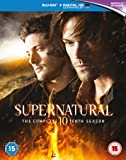 Supernatural - Season 10 [2016] [Region Free]