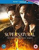 Supernatural - Season 10 [Blu-ray] [2016] [Region Free]