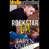 Rockstar Lost: A Rockstar Romance Novella (Wilder Rock Book 2) book cover