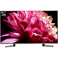 Sony 55 inch 4K UHD HDR Android TV -KD-55X9500G,Black (2019)