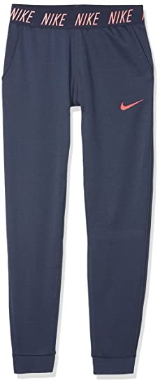 Amazon.com  NIKE Girls  Dry Core Studio Pants (Thunder Blue 52495f86b
