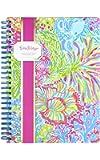 Lilly Pulitzer Lovers Coral Wirebound Notebook (163521)