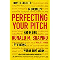 Perfecting Your Pitch: How to Succeed in Buisness and in Life By Finding Words That Work