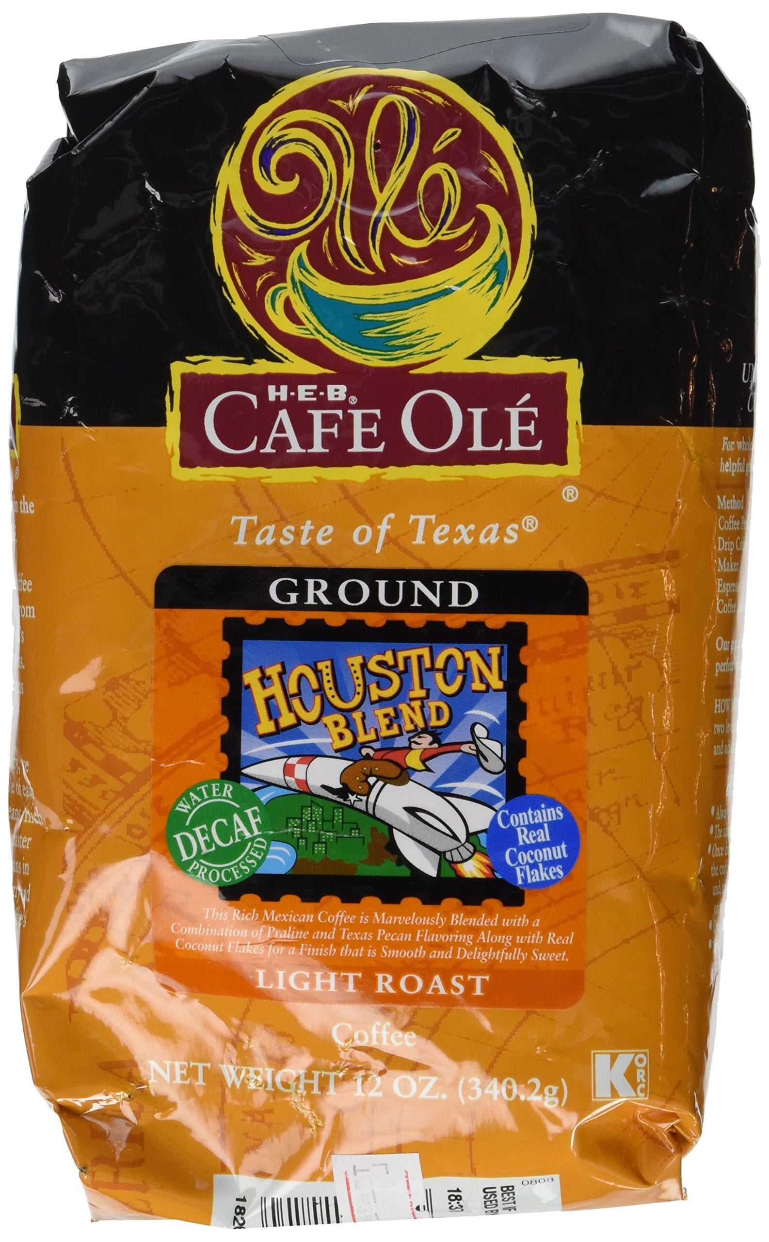 Amazon Com Cafe Ole Taste Of Texas San Antonio Ground