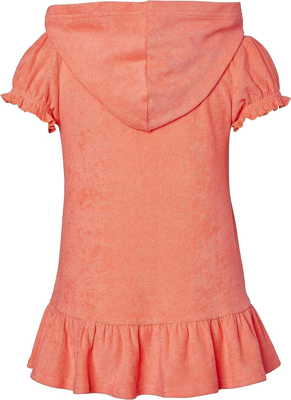 Beach Coverups for Girls Swimsuit Cover Up Cotton Terry Hood Swim Robe Swimwear