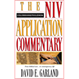 Colossians, Philemon (The NIV Application Commentary Book 12)