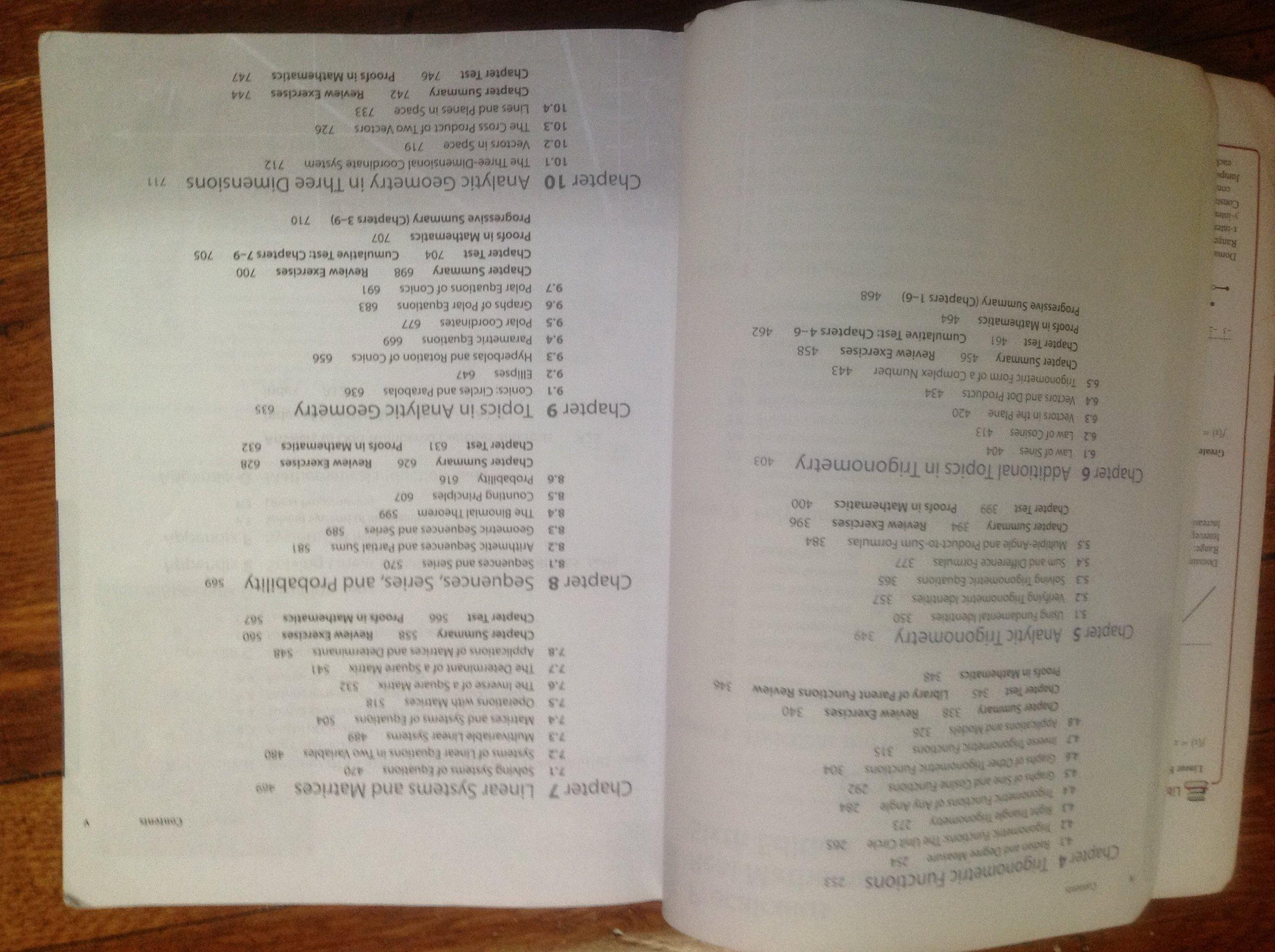 Precalculus (Real Mathematics Real People): Ron Larson, David C Falvo:  9781133234654: Amazon.com: Books