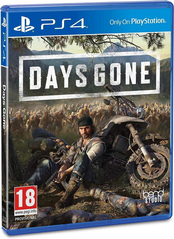 Days Gone - Playstation 4: Amazon.es: Videojuegos