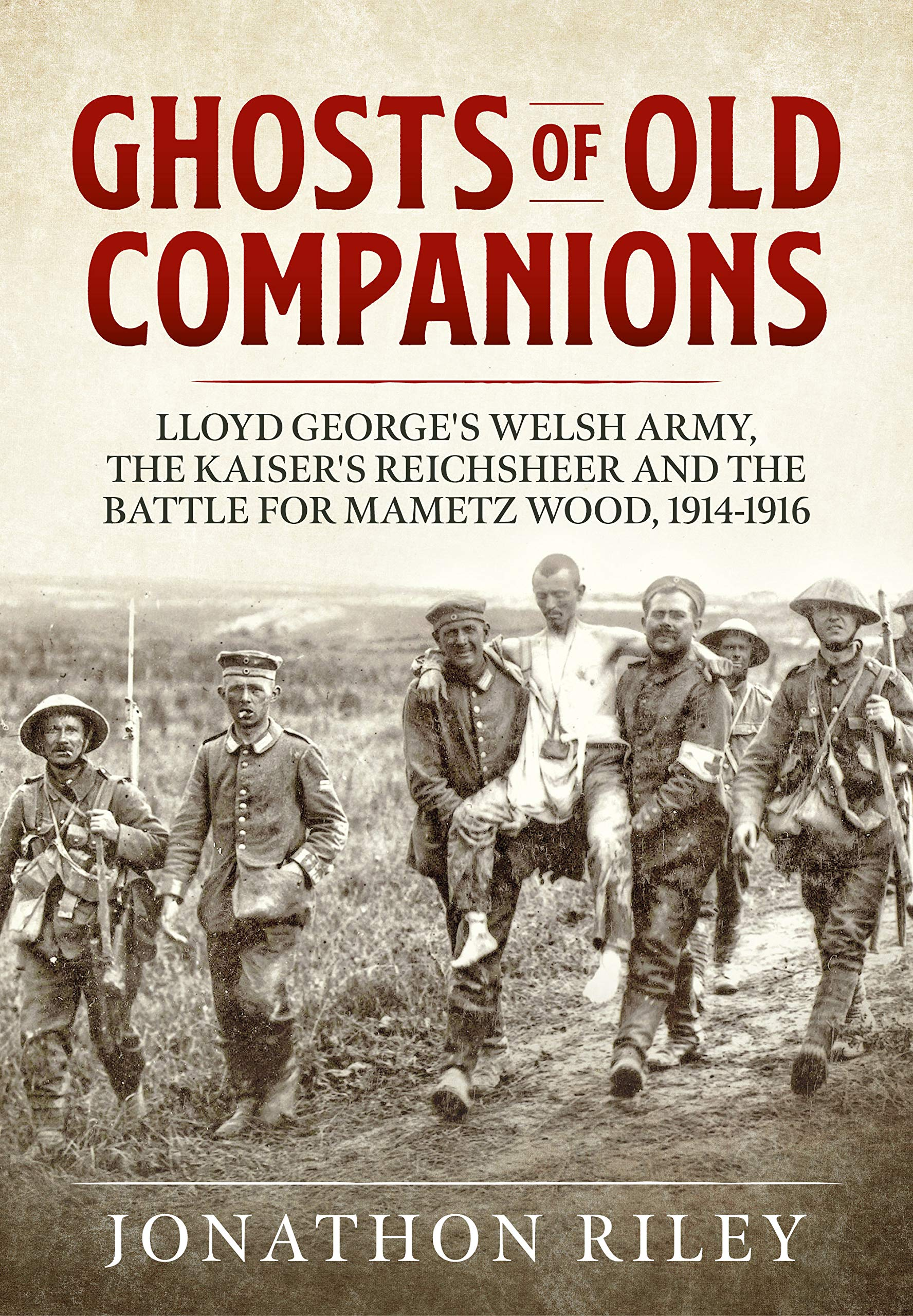 Ghosts Of Old Companions  Lloyd George's Welsh Army The Kaiser's Reichsheer And The Battle For Mametz Wood 1914 1916
