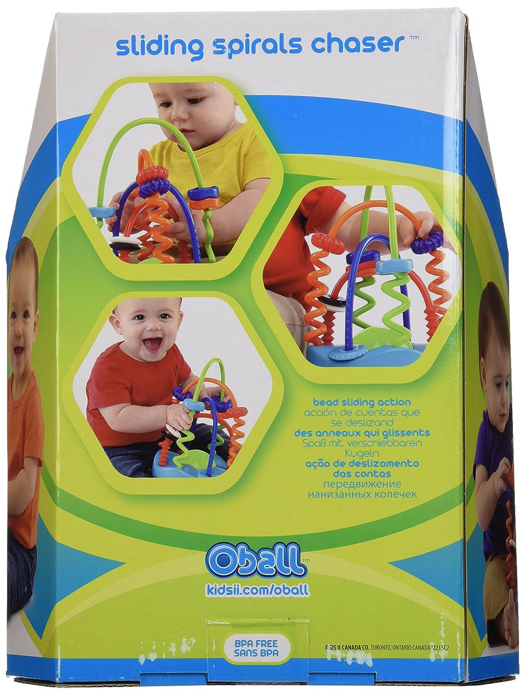 Oball Bead Chaser Spielzeug Kleinkind Motorikspielzeug Perlen Geschenk