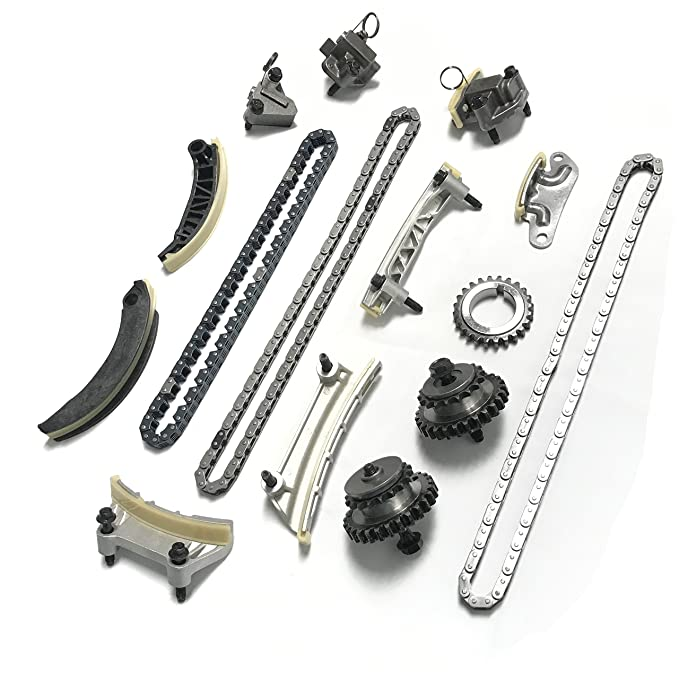 Amazon.com: Diamond Power Timing Chain kit works with Chevrolet Buick Cadillac Captiva Lacrosse CTS 2.8L 3.2L 3.6L DOHC 2004-2012: Automotive