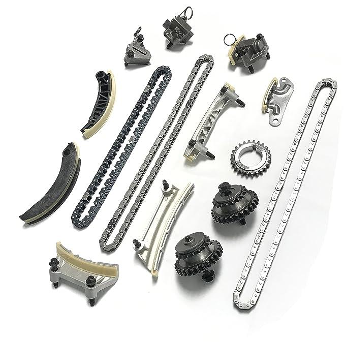 Amazon.com: Diamond Power Timing Chain kit works with Chevrolet Buick Cadillac Captiva Lacrosse CTS 2.8L 3.2L 3.6L DOHC 2004-2012: Automotive