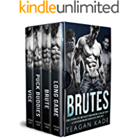Brutes: The Complete Beckett Brothers Collection (A Contemporary Romance Box Set)