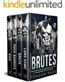 Brutes: The Complete Beckett Brothers Collection (A Contemporary Romance Box Set) (Bad Boy Bundles)