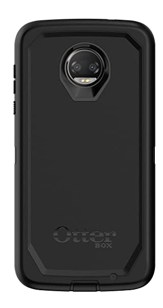 various colors 95a0c 66356 OtterBox Defender Series Case for Moto Z2 Force Edition - Retail Packaging  - Black