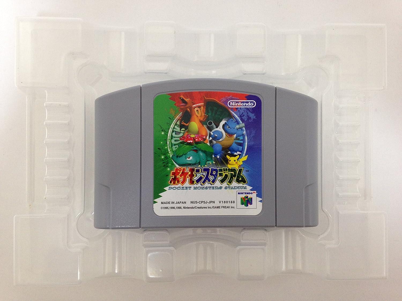 Pokemon Stadium NINTENDO 64 [Import Japan]: Amazon.es: Videojuegos