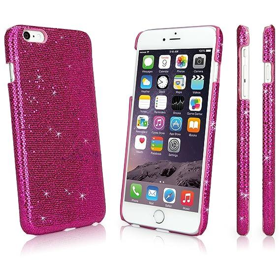 Amazon.com: BoxWave Glamour y Glitz – Carcasa para iPhone 6 ...