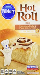 Pillsbury, Specialty Hot Roll Mix, 16oz Box (Pack of 2)
