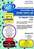 Wiz Spell Bee - Category 1 - National Mega Final - Pronunciation ... Script-Word List Book .... For pre purchase queries whatsapp 9820354672