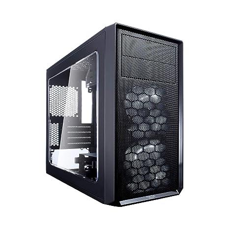 Fractal Design Focus G Mini Mini-Tower Negro Carcasa de ...