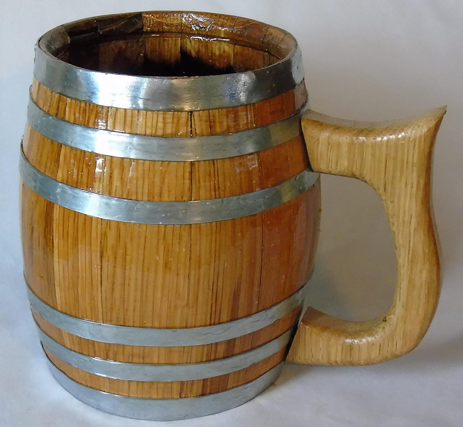 Oak Barrel Mug