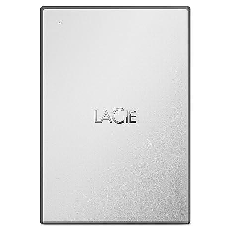 LaCie - Disco Duro Externo portátil (1 TB, USB 3.0, 2,5