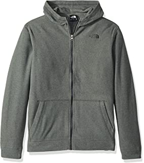 2def5ce7a2e6 The North Face Boys  Glacier Full Zip Hoodie (Little Big Kids)