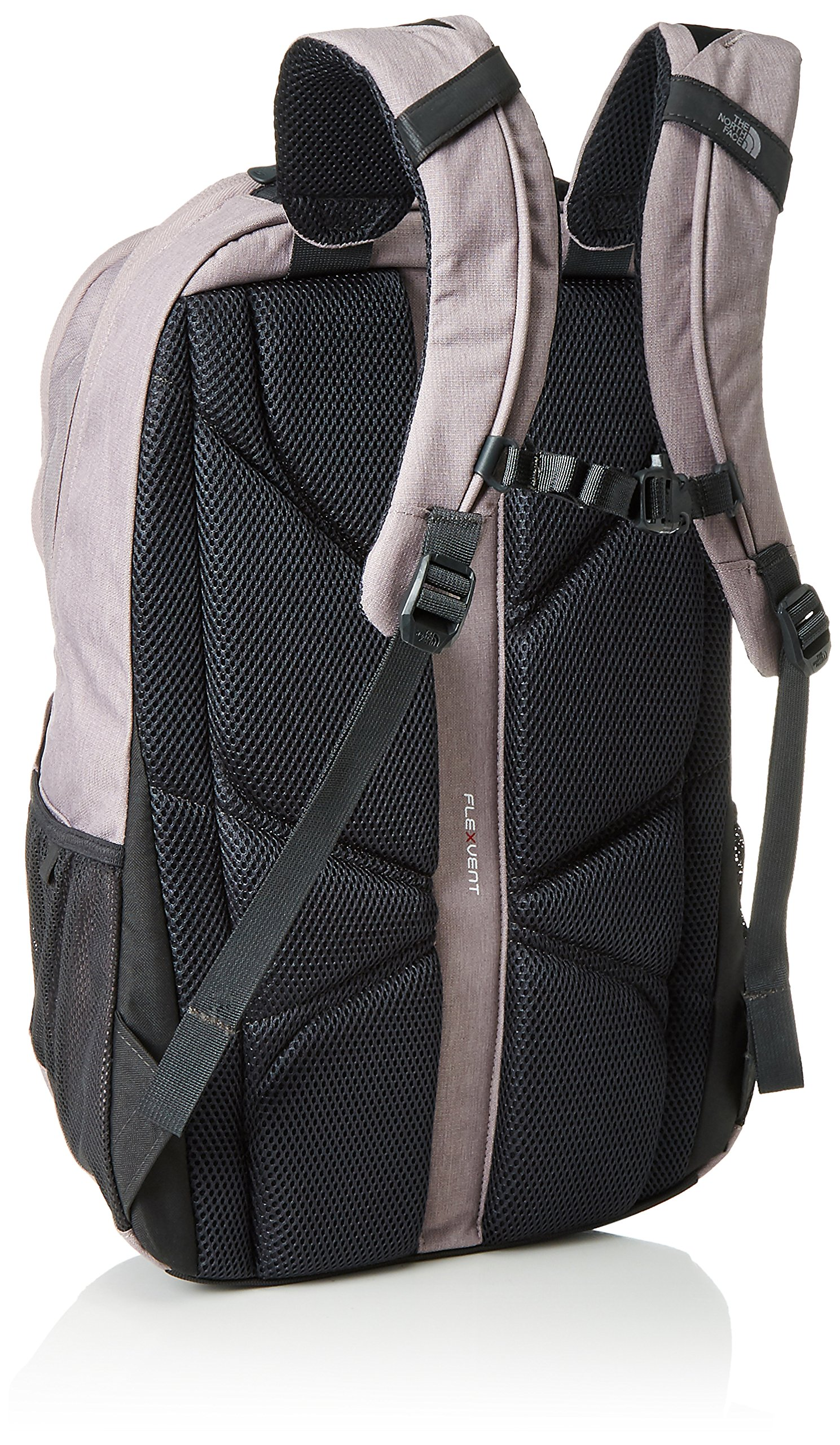 The North Face Women's Jester Quail Grey Heather/Cerise Pink One Size