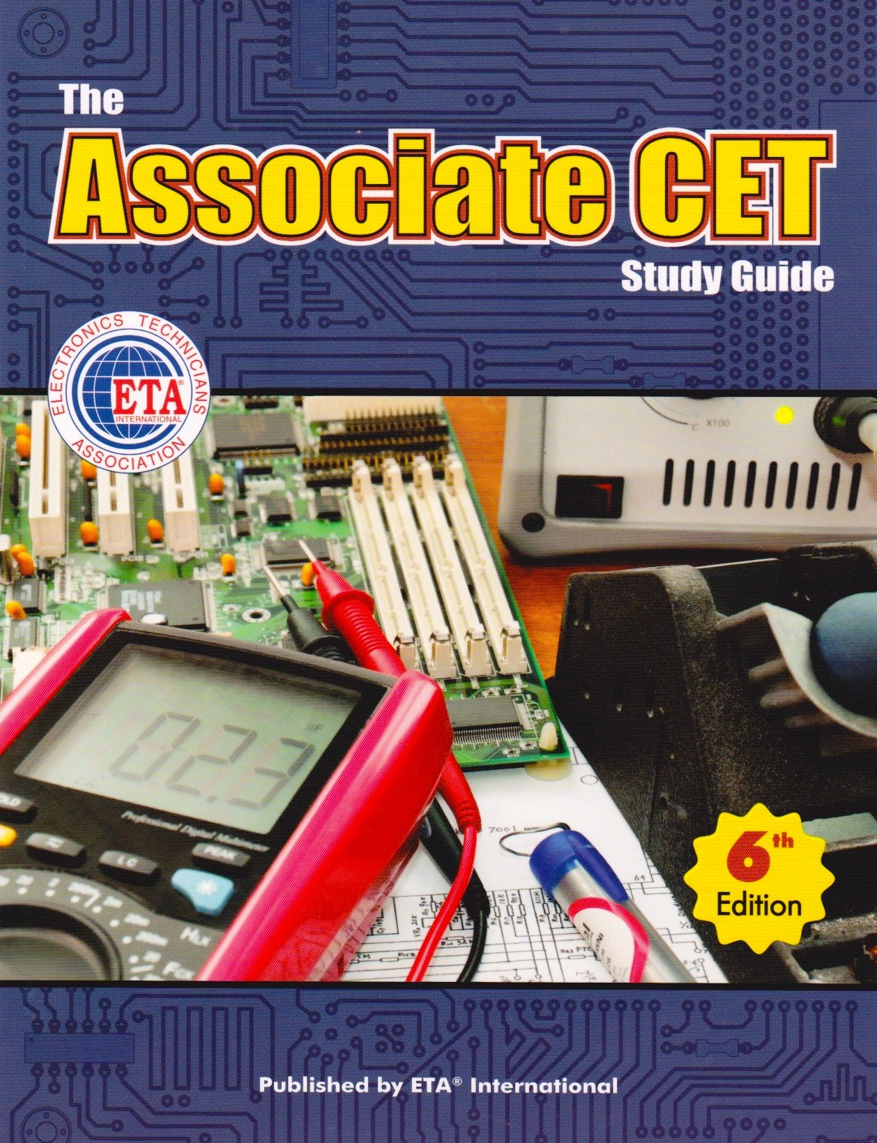 the associate cet study guide 9781891749070 amazon com books rh amazon com  associate cet study guide - 6th edition