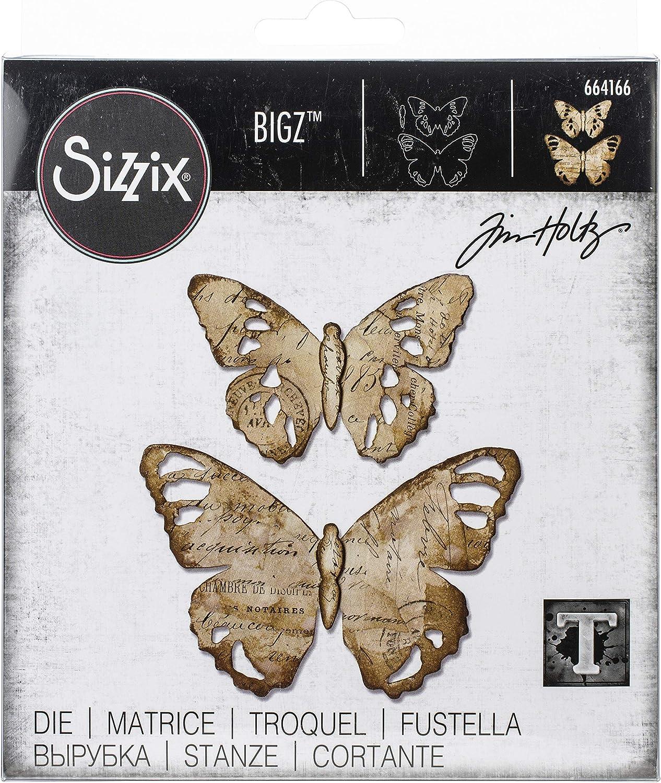 Sizzix, Tattered Butterfly Bigz Die