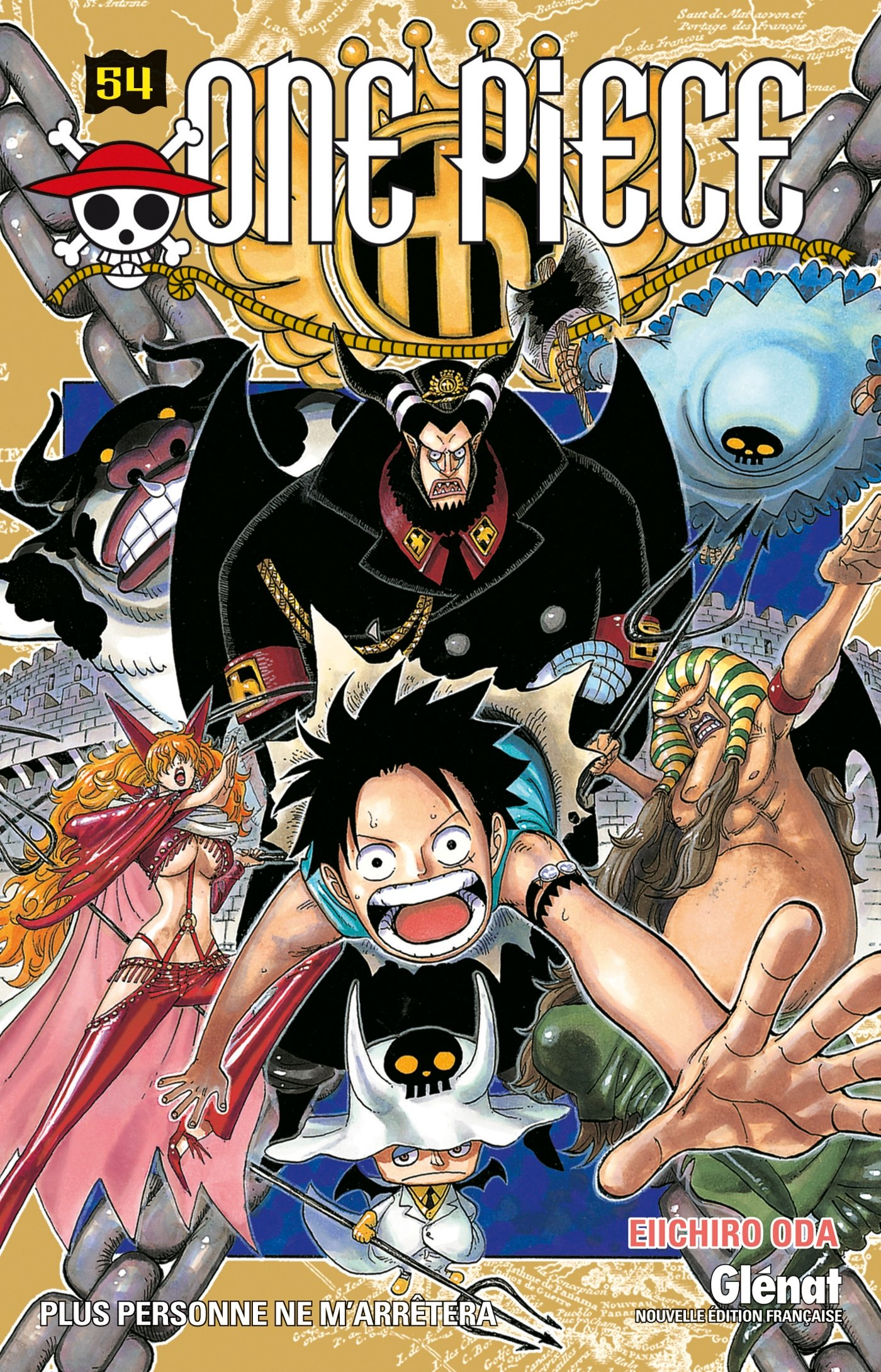 Download One piece - Édition originale Tome 54 (French Edition) ebook