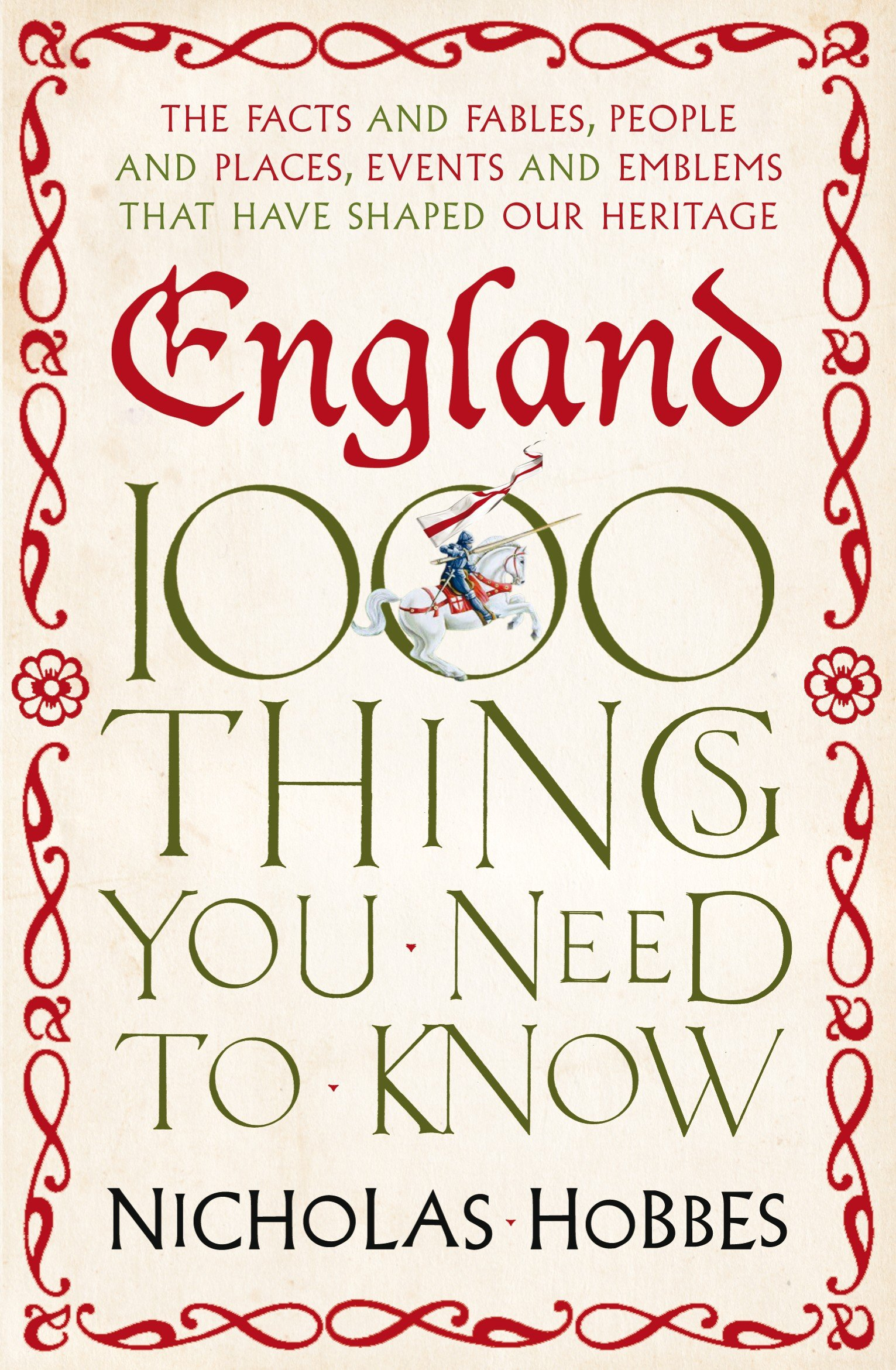 Download England: 1,000 Things You Need to Know pdf epub