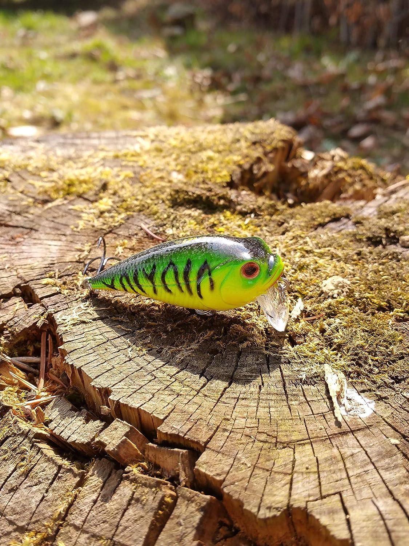 5605056 Bull Trout Corrigator Wobbler Pike 9g 5,5cm Floating