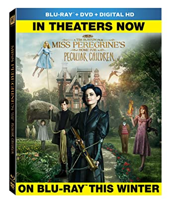 Miss Peregrine's Home for Peculiar Children (2016) Hindi Dubbed Film Download
