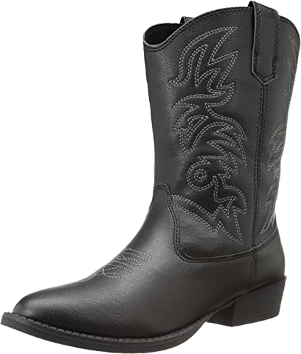 Western Cowboy Horse Riding Boots [Deer Stags] Picture