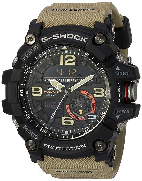 c3c953597 Casio G Shock - Reloj casual de resina de cuarzo, para hombre, color ...