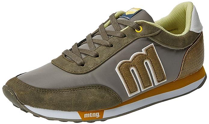 MTNG Jakomo, Zapatillas Para Hombre, Gris, 44 EU amazon-shoes el-negro