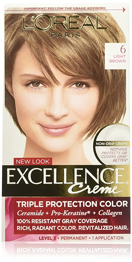 Buy L Oreal Paris L Oreal Loreal Excellence Creme Natural Light