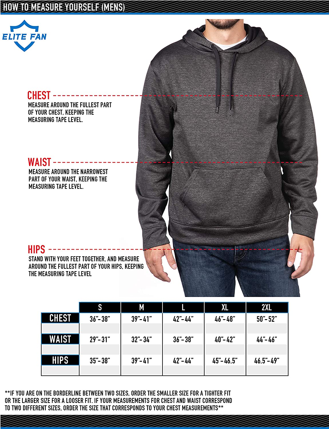 Top of the World Mens Fit White Team Arch Premium Fabric Hoodie Sweatshirt
