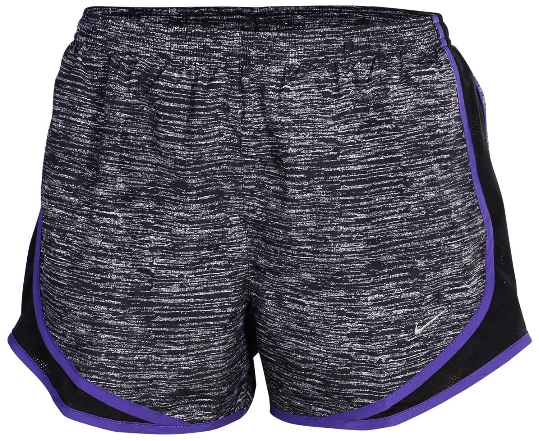 Nike Beinkleid Mod Tempo Embross Run Shorts damen