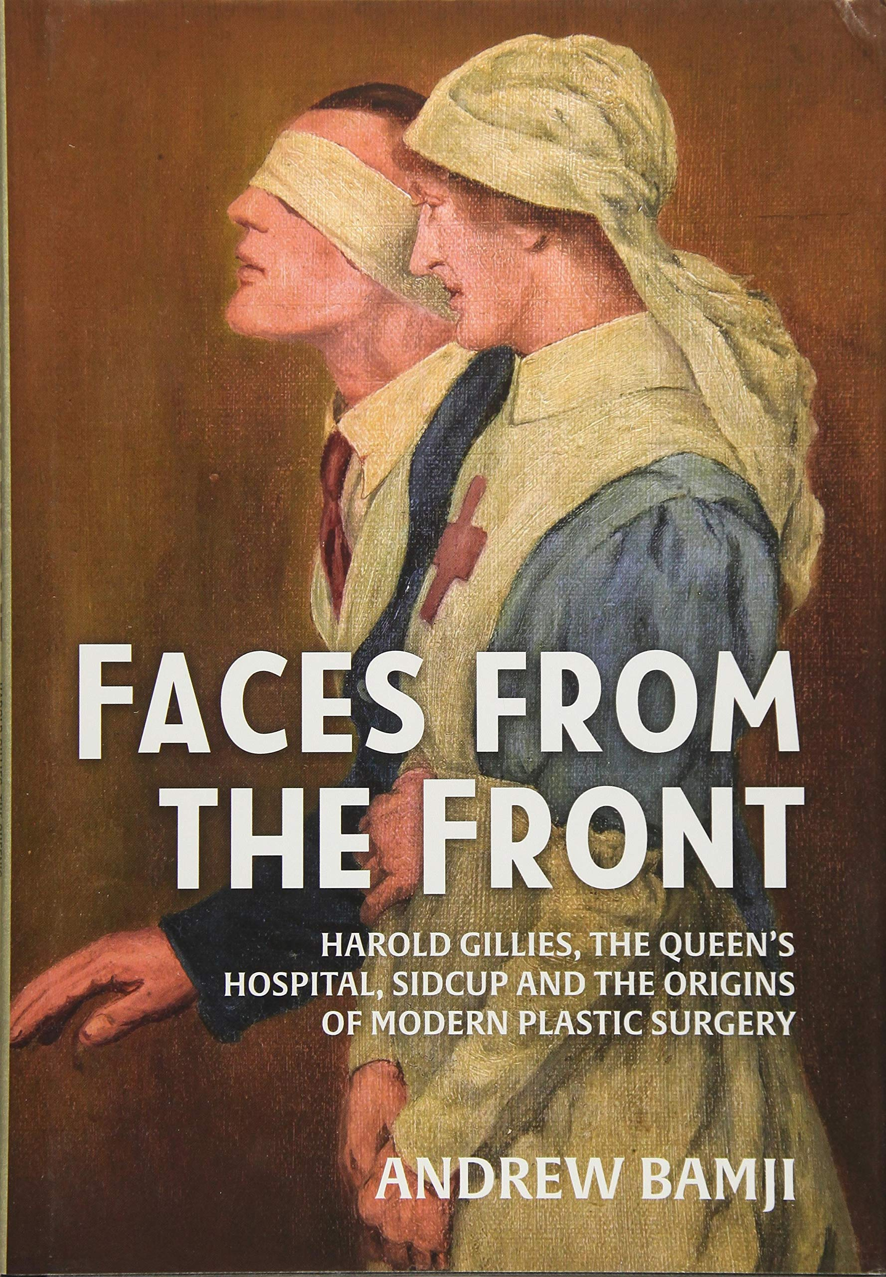 Faces from the Front: Harold Gillies, The Queen\'s Hospital ...