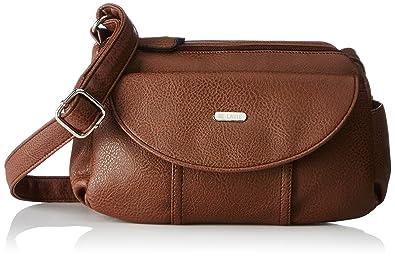 Lavie Women s Sling Bag (Brown)  Amazon.in  Shoes   Handbags 8fade1c7fd