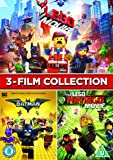 LEGO 3-Film Collection [DVD] [2018]