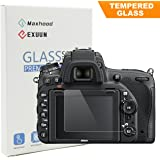 Nikon D750 LCD Tempered Glass Screen Protector, BesYee Optical 9H Hardness 0.33mm Ultra-Thin DSLR Camera Tempered Glass With Shoulder Screen Protector for Nikon D750