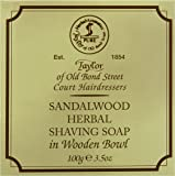 Taylor of Old Bond Street - Savon à Barbe et son bol en bois - Sandalwood