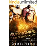 Summoning Their Elementalist: A Sci-Fi Gamer Friends-to-Lovers Ménage Romance (Looking For Group Book 3)