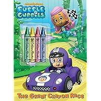 Great Crayon Race (Bubble Guppies)