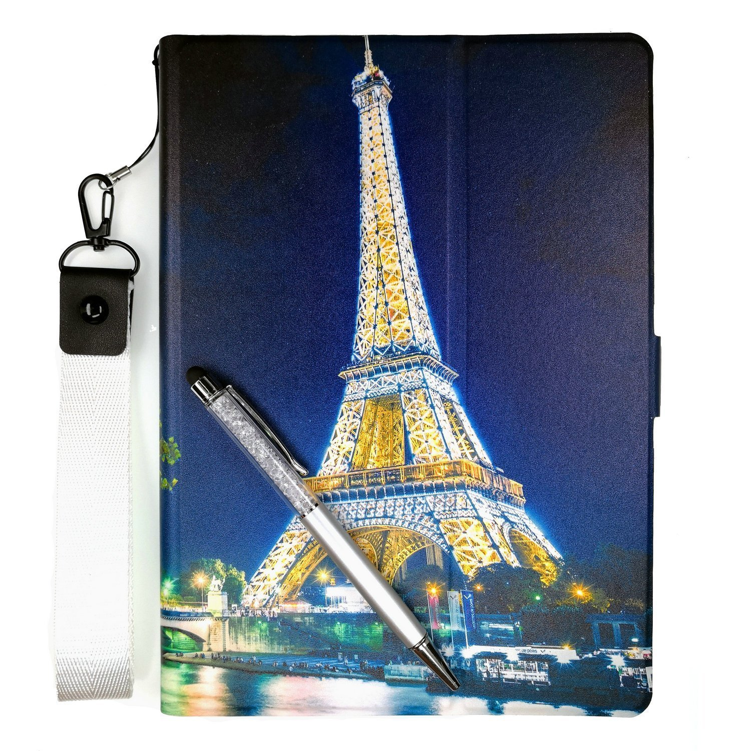 Lovewlb Tablet Case for RCA Pro 12.2 Case Stand Leather Cover SN