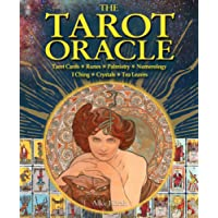 Tarot Oracle: Tarot Cards, Runes, Palmistry, Numerology, I Ching, Crystals, Tea Leaves